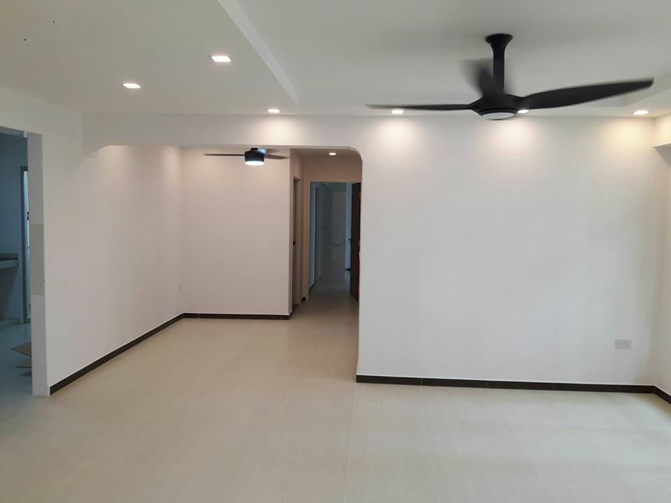 Home Automation and Renovation at Sengkang